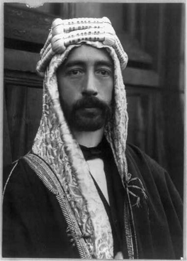 Prince Feisal of Arabia