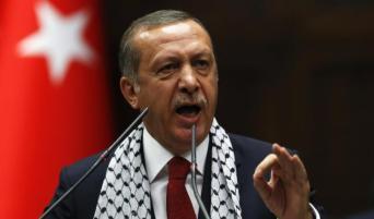 President Recep Tayyip Erdogan of Turkey.