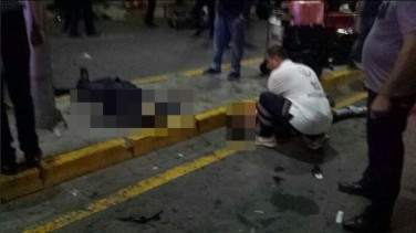 Images from the explosion in the airport Istanbul, Turkey Images taken from open Twitter accounts