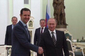 Vlad and Bashar