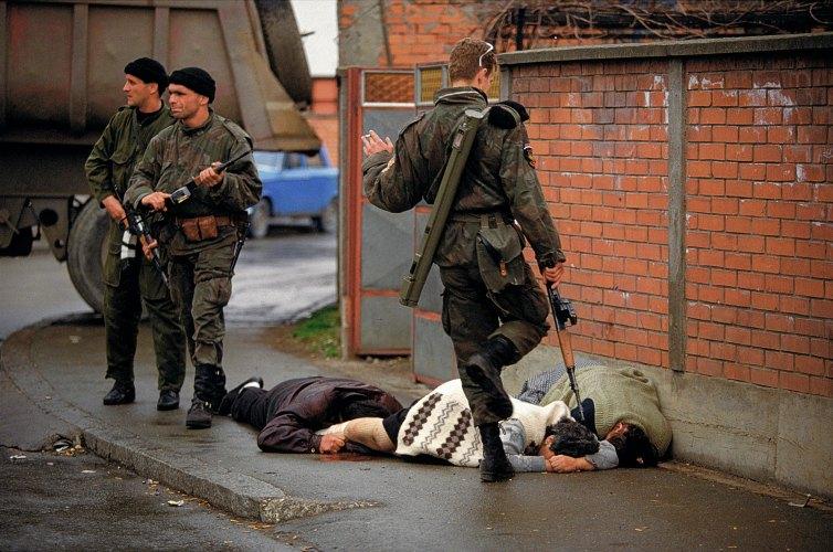 The Balkan Wars 1990s.