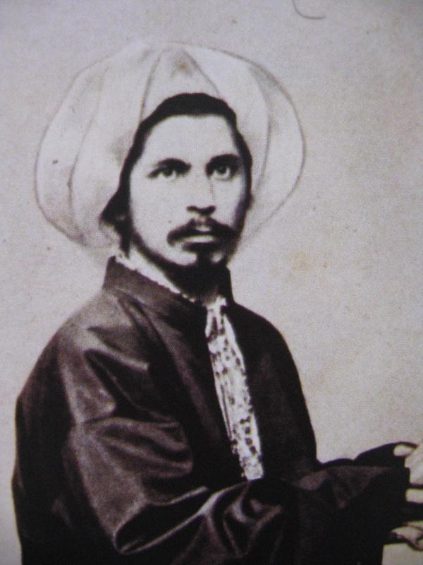 Ali Suavi (1839-78), preached a militant brand of pan-Islam.