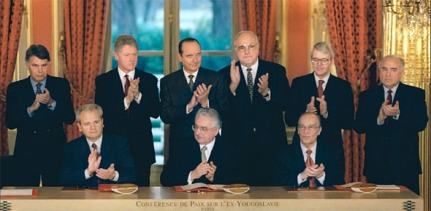 Dayton Peace Accords 1995