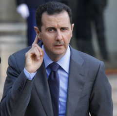 Bashar al-Assad of Syria