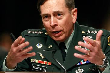 General David Petraeus, a Princeton-educated West Point grad who pioneered counterinsurgency as a viable strategy for winning the Iraq War.