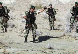 Iranian commandos deploy to Syria