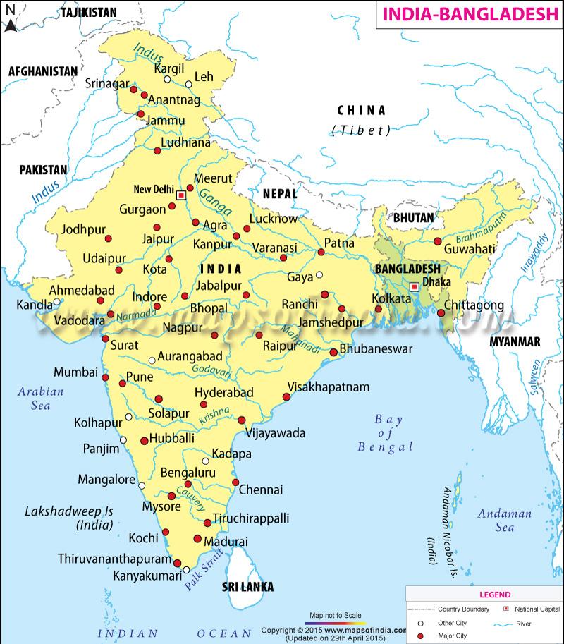 india-bangladesh-map