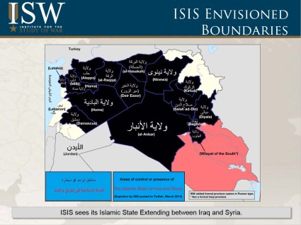 ISIS-ISW