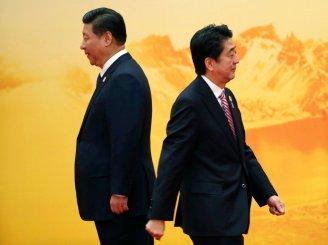 japanjapaneseprimeministershinzoabechinachinesepresidentxijinpingasiapacificeconomiccooperation