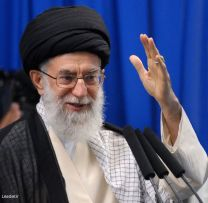 Ayatollah Khameini of Iran.