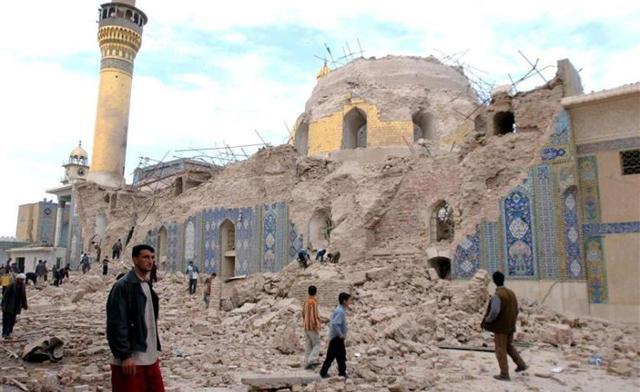 Al Askari Shrine 2007.