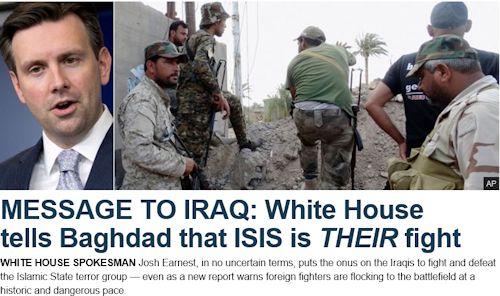Obama Leaves Iraq