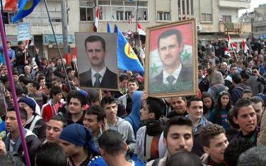 Mideast Syria Running For President