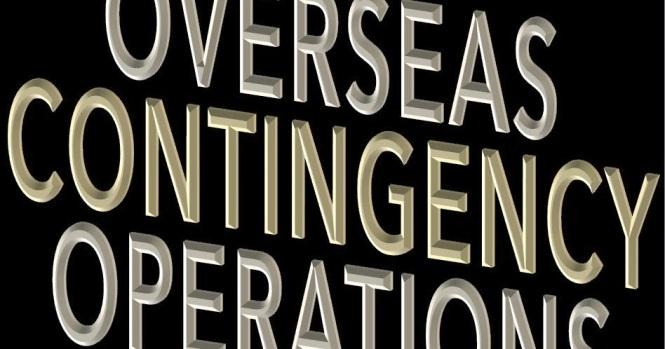 Overseas-Contingency-Opeations