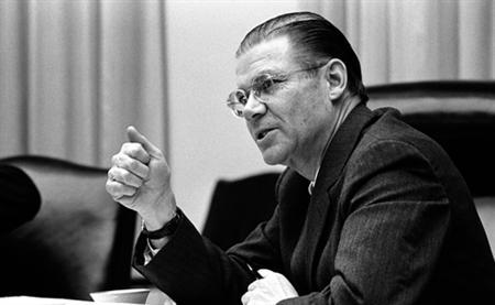 Defense Secretary Robert McNamara