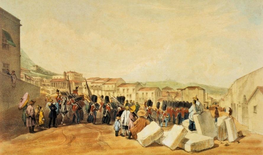british-toops-in-hong-kong-1846