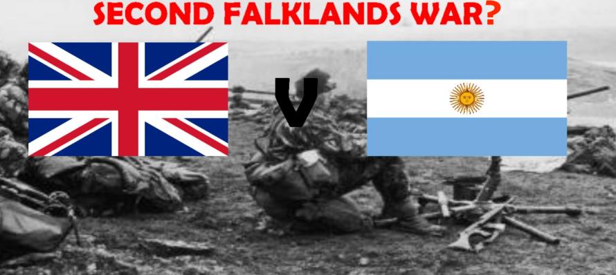 second-falklands-war